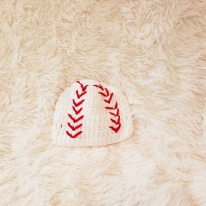 Other - Crochet baseball hat